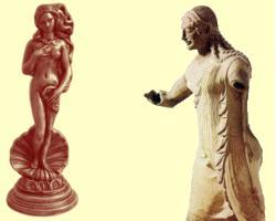A delfin Aphroditének, a tenger istennőjének és Apollónak a szent állata is volt.
