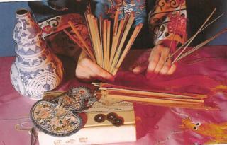 A calabash hatásának a magyarázata a I Chingben, a Változások Könyvében rejlik.