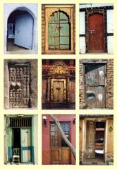 """A bejárat - a ház """"szája"""""""