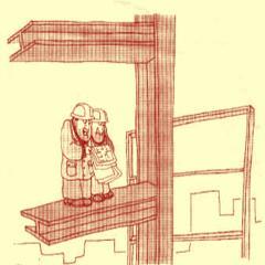 Ezek az építészek!! Már megint megsértették a Feng Shui összes alapelvét!