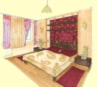 Kerüljük az ágy közvetlen ablak alá helyezését.