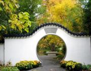 Nemcsak a kínai stílusban kialakított kert felelhet meg a feng shui alapelveinek!