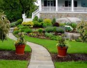 A kanyargós utak funkciója, hogy a Qi-t, mely lassan mozog, a kert minden pontjára elvigyék.