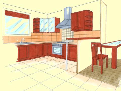 Ne kerüljön a tűzhely és a mosogató közvetlenül egymás mellé, vagy egymással szemben. A mosogató víz energiát képvisel, míg a tűzhely tűz energiát, harmonikus elrendezésben legyenek egymástól 1-2 méter távolságra.