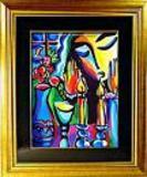 A festményekhez tartozó keretek igen széles kínálatából könnyű megtalálni a megfelelőt.