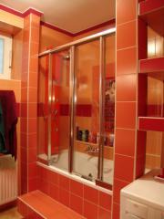 A Tűz elem a fürdőszobában