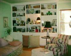 A nappali, ahol sok tevékenység, aktivitás, mozgás történik Jang jellegű.