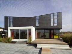 A Kék Csillagászok modern és futurisztikus házak között érzik jól magukat.