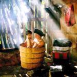 Feng Shui és a fürdőzés