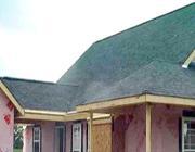 Mérgező nyíl: Háromszög alakú tető vagy ház melynek sarka a bejárati ajtóra néz