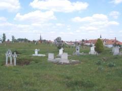 Ne vegyünk házat temető közelében