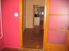 A Tenuitas Egészség Stúdiónak kiszemelt lakás az átalakítás előtt