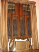 A Tenuitas Egészség Stúdió az átalakítás után: a felöltöztetett ablak
